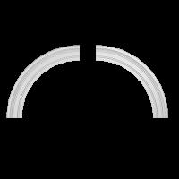арочное обрамление 4.87.033 (гибкий)